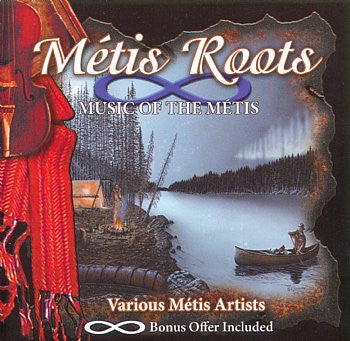 Metis Roots - Music of the Metis<br>sscd 4555