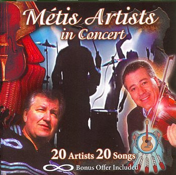 Metis Artists in Concert<br>sscd 4558