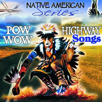 Pow Wow Highway - Various Artists<br>sscd 4563