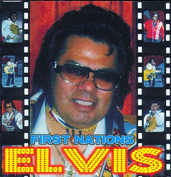 First Nations Elvis TJ Jackson<BR>sscd 4596