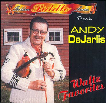 Waltz Favorites - Andy Dejarlis<br>sscd 476