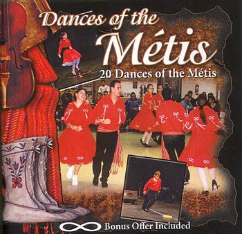 Dance of the Metis- Various Artist<br>SSCD 530
