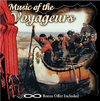 Music Of The Voyageurs - Various Artists<br>sscd 538