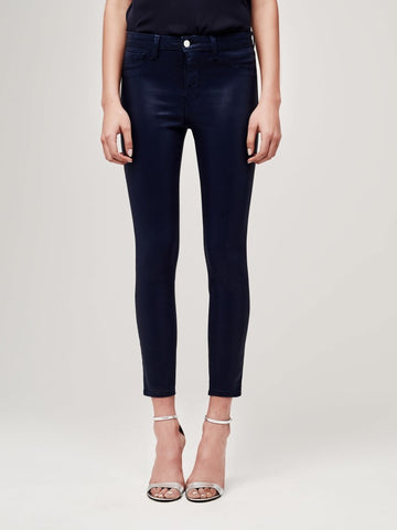 Margot Coated HR Skinny