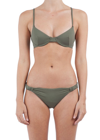 Modern Love Top - Lt Olive