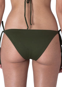 Triangle Bikini Bottom - Army