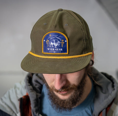 Image of Blu Buffalo Hats