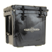 Wyld One Hard Cooler 25Q Black & Silver