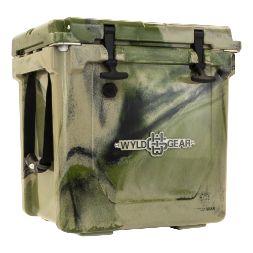 Wyld One Hard Cooler 25Q Forest Camo