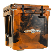 Wyld One Hard Cooler 25Q Black & Orange