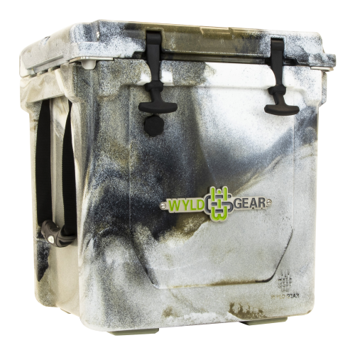 Wyld One Hard Cooler 25Q Prairie Camo
