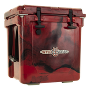 Wyld One Hard Cooler 25Q Crimson Red