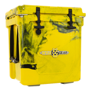 Wyld One Hard Cooler 25Q Black & Yellow