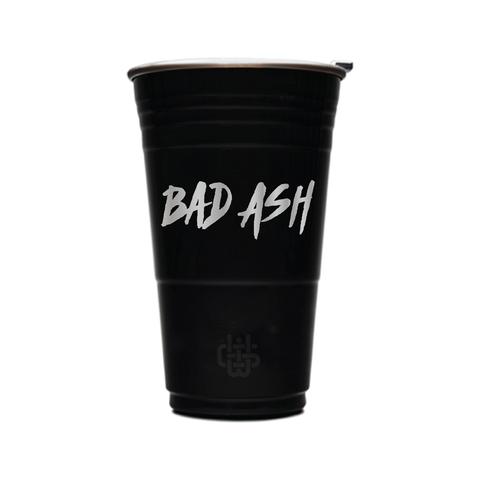 Dj Bad Ash - Wyld Cups Black Default