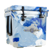 Wyld One Hard Cooler 25Q Marine Blue