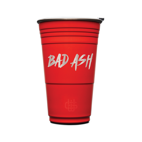 Dj Bad Ash - Wyld Cups Red Default