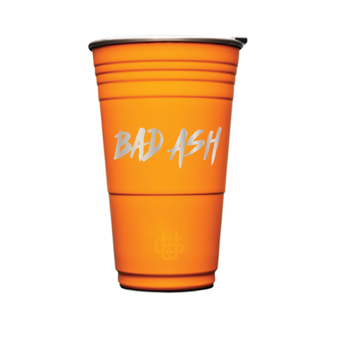 Dj Bad Ash - Wyld Cups Default