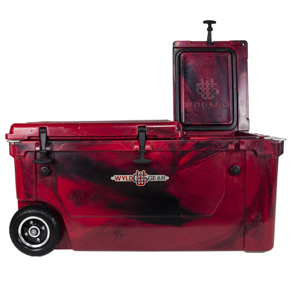 Ike Approved™ 75Q Pioneer - Crimson - Wyld Gear
