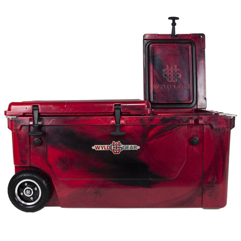 Image of Ike Approved™ 75Q Pioneer - Crimson - Wyld Gear