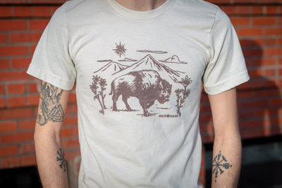 Wyld Wyo Buffalo Shirt Apparel