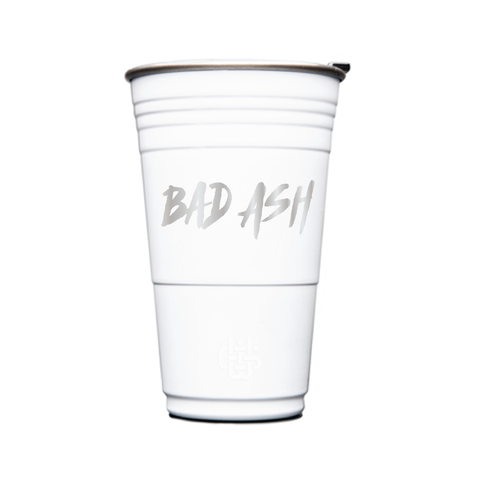Dj Bad Ash - Wyld Cups White Default