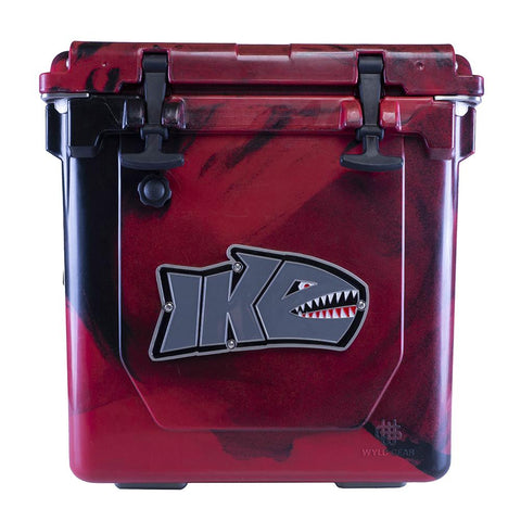 Image of Ike Approved Wyld One™ 25Q - Crimson - Wyld Gear