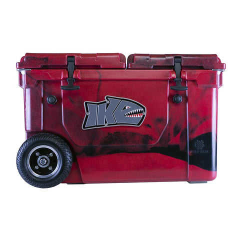 Image of Ike Approved™ 50Q Dually - Crimson - Wyld Gear
