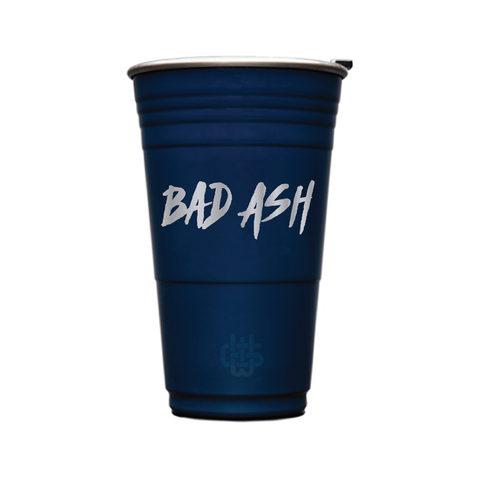 Dj Bad Ash - Wyld Cups Navy Default