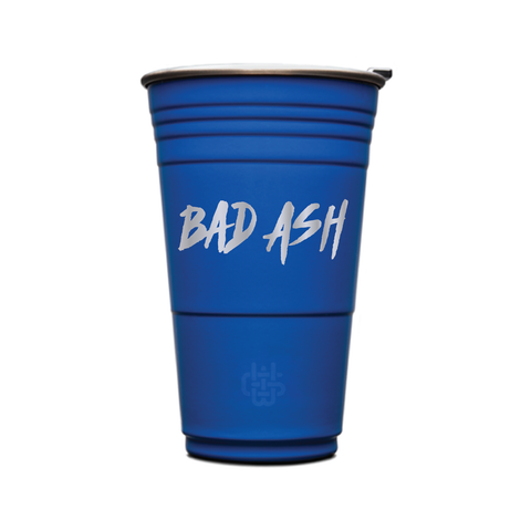 Dj Bad Ash - Wyld Cups Royal Blue Default