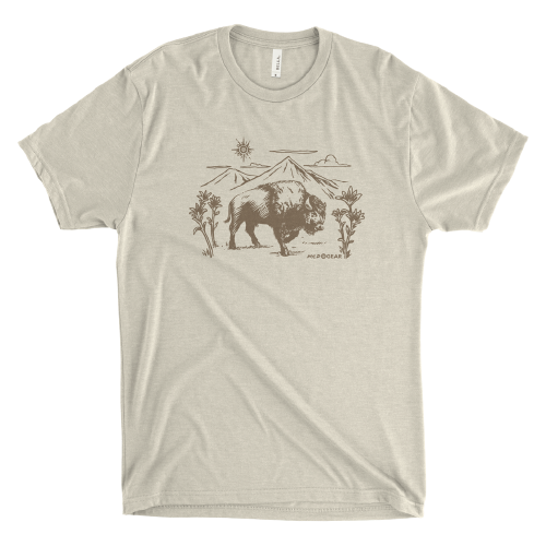 WYLD Wyo Buffalo Shirt