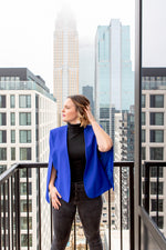 Adding a Cape Blazer to Your Wardrobe: How to get the most out of this fabulous piece