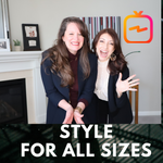 STYLE FOR ALL SIZES // KISA x VanessaStyleShop ~ with Vanessa Dembo and Emily Johnson Kisa