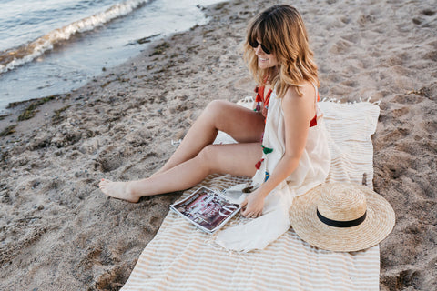 Turkish Towel for the Beach