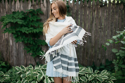 Turkish Towel Wrap