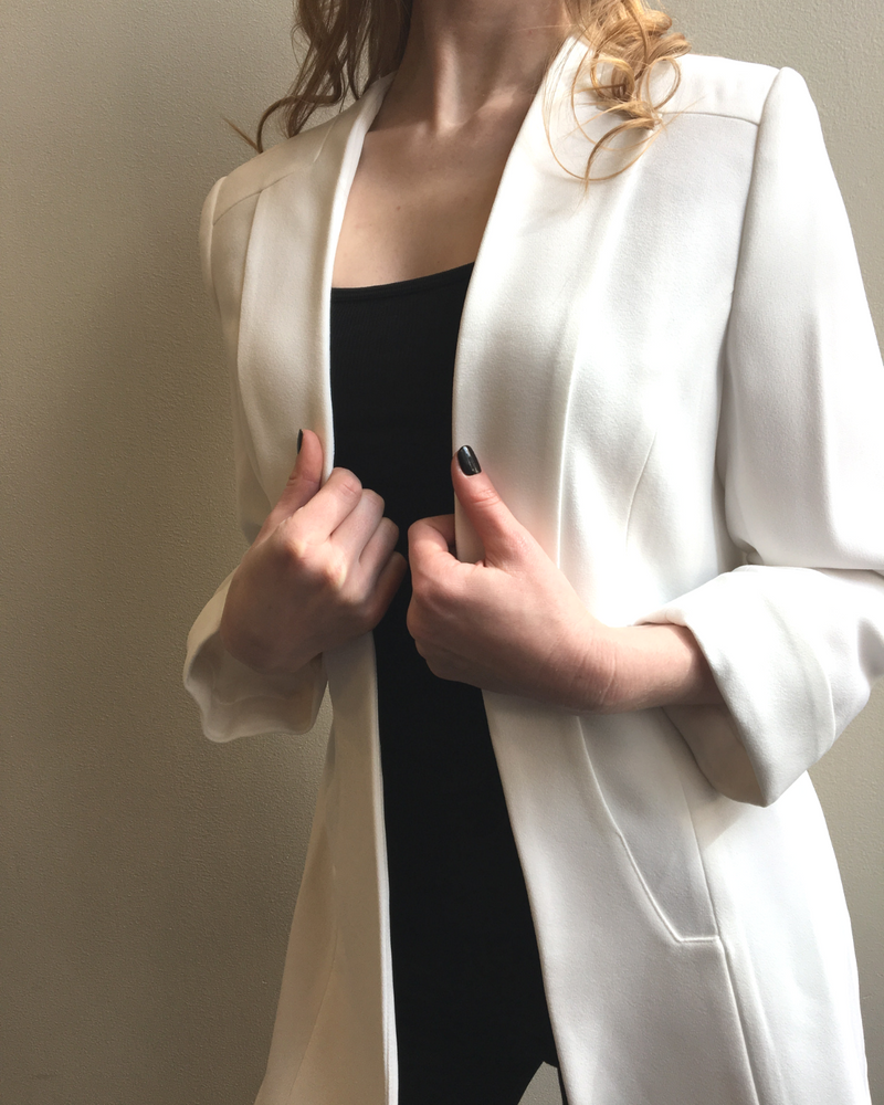 The Nicollet // Modern Blazer