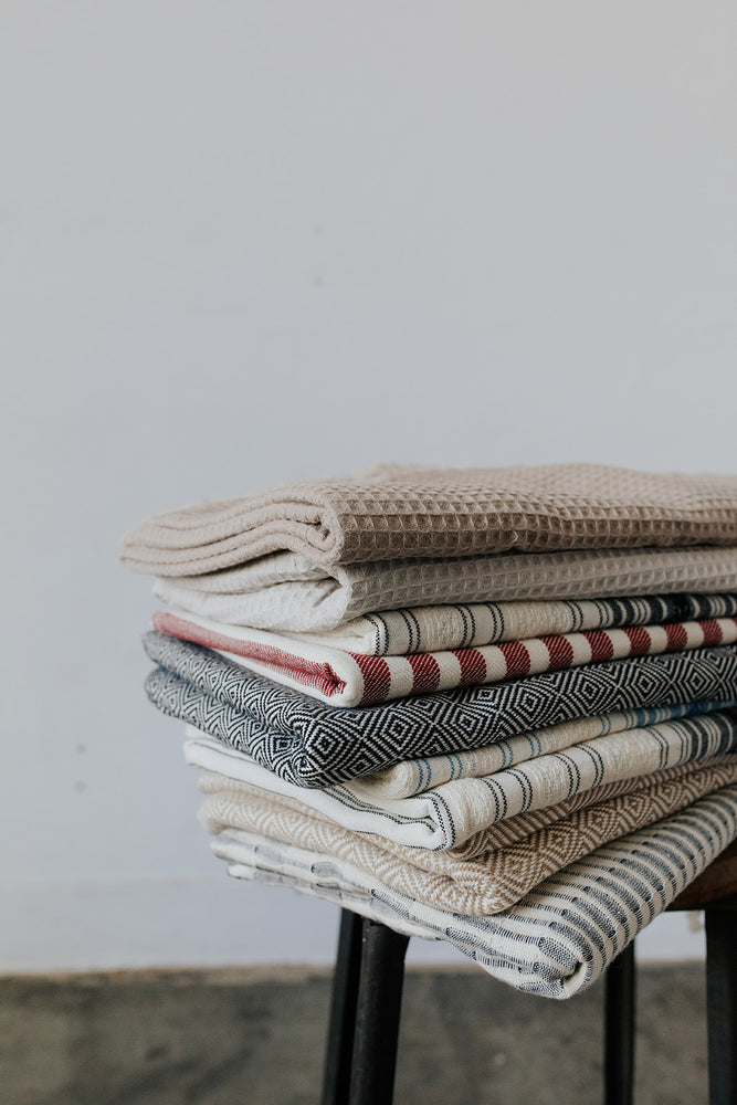 Load image into Gallery viewer, Neutral Turkish Towel Bundle