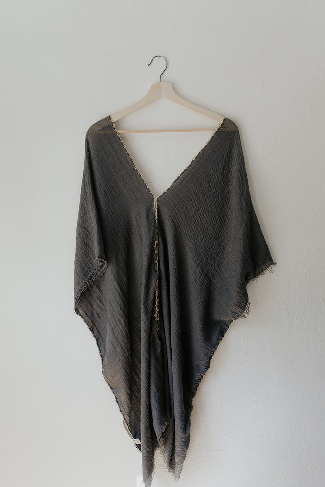 Tunic Dress in Pewter