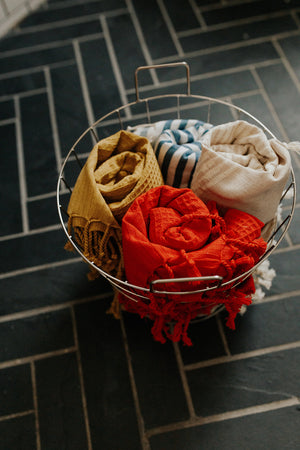 Load image into Gallery viewer, Colorful Turkish Towel Bundle