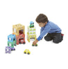 Melissa & Doug Nesting & Sorting Garages & Cars