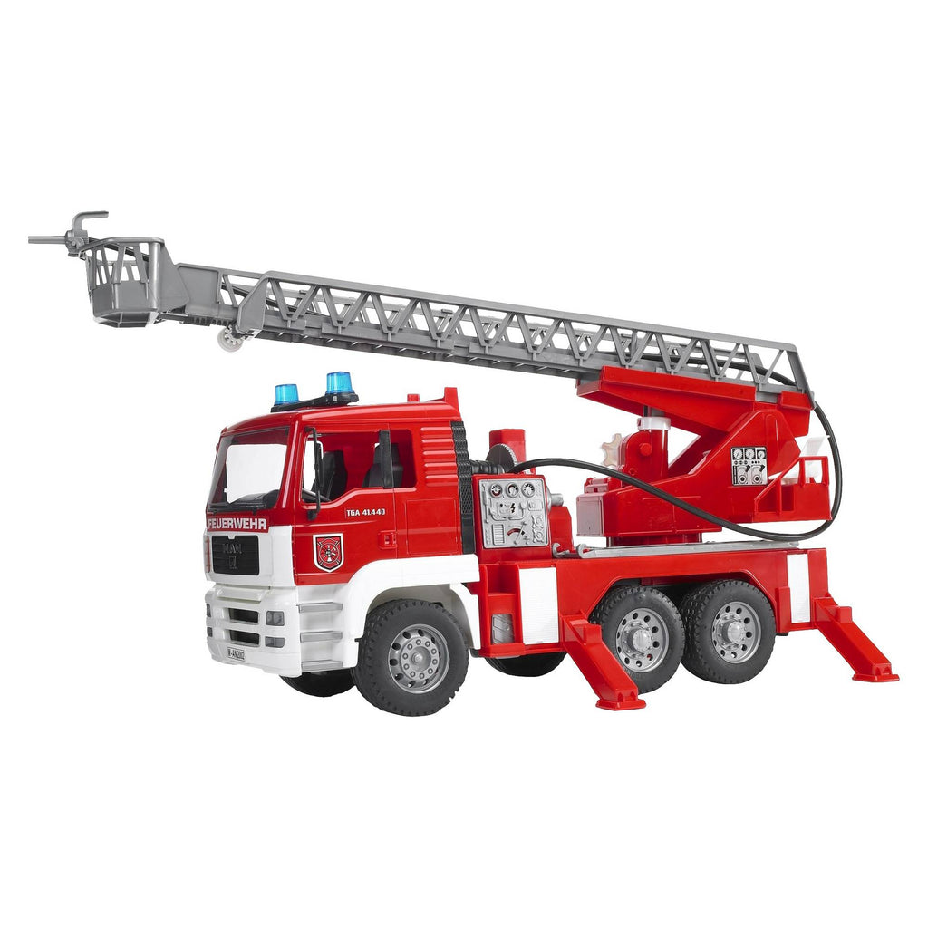 Bruder Toys Fire Engine with Water Pump