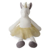 TAG White Unicorn Plush