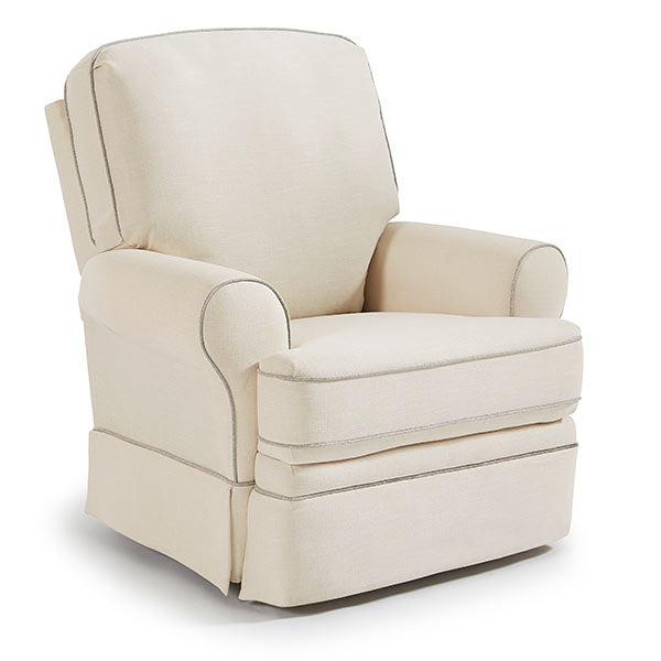 Juliana Custom Fabric Nursery Swivel Glider Chair