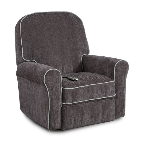 Brooklyn Custom Fabric Nursery Recliner Chair