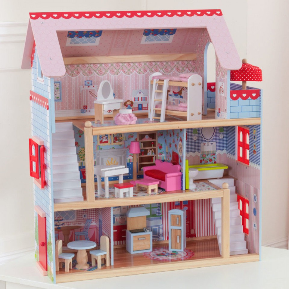 Kid Kraft Chelsea Doll Cottage
