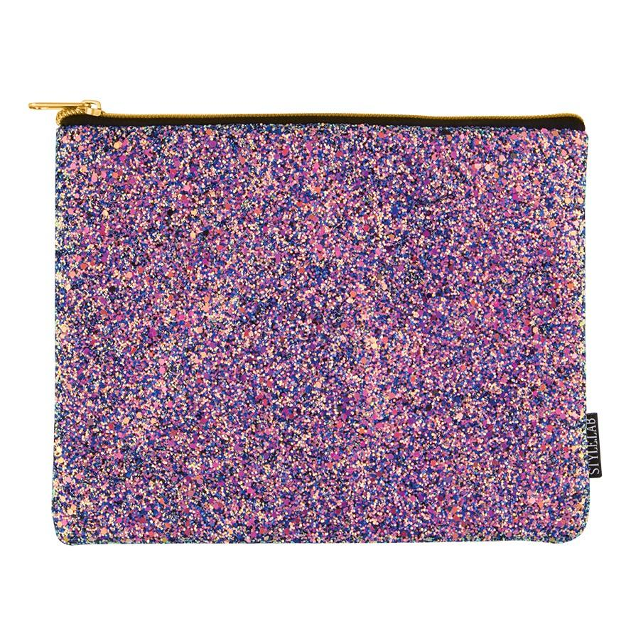 Fashion Angels Midnight Glitter Pouch