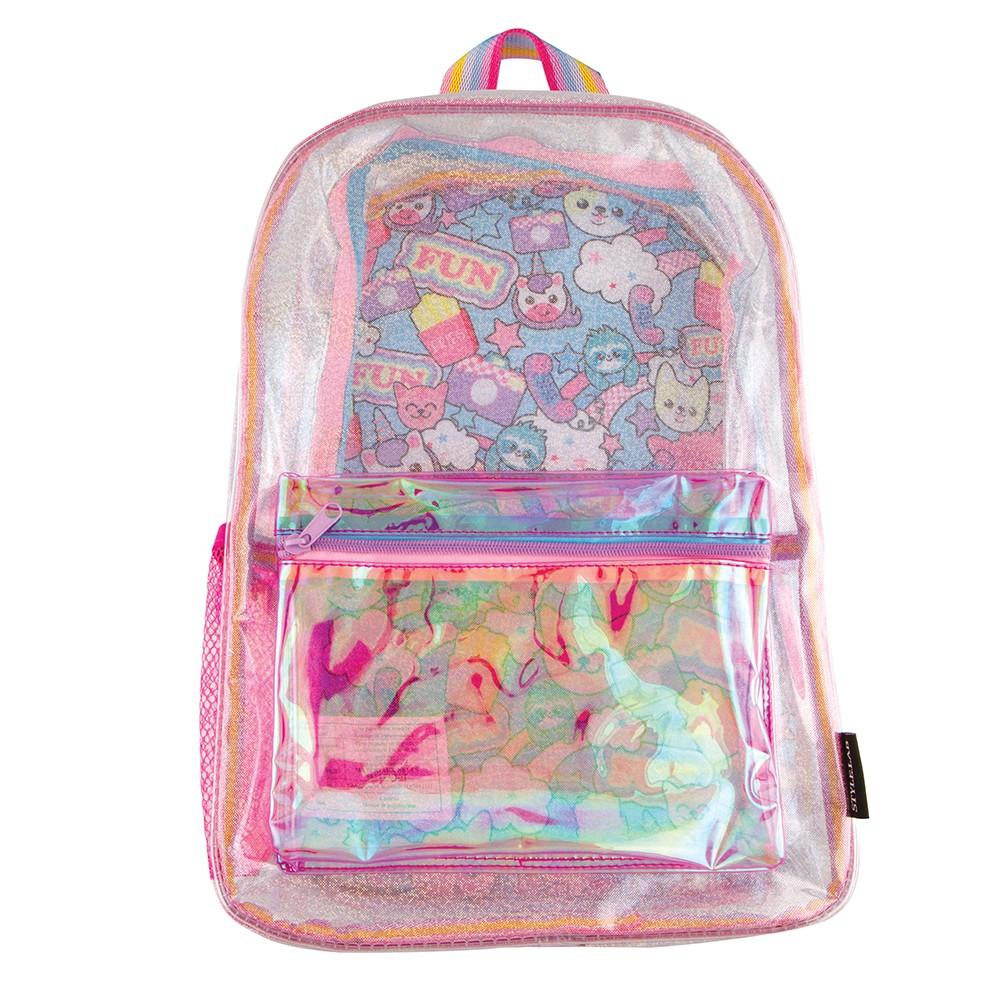 Fashion Angels Sparkle Character Backpack
