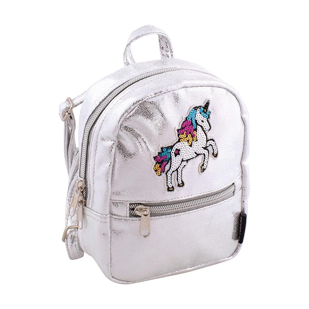 Fashion Angels Unicorn Shimmer Micro-Mini Bag