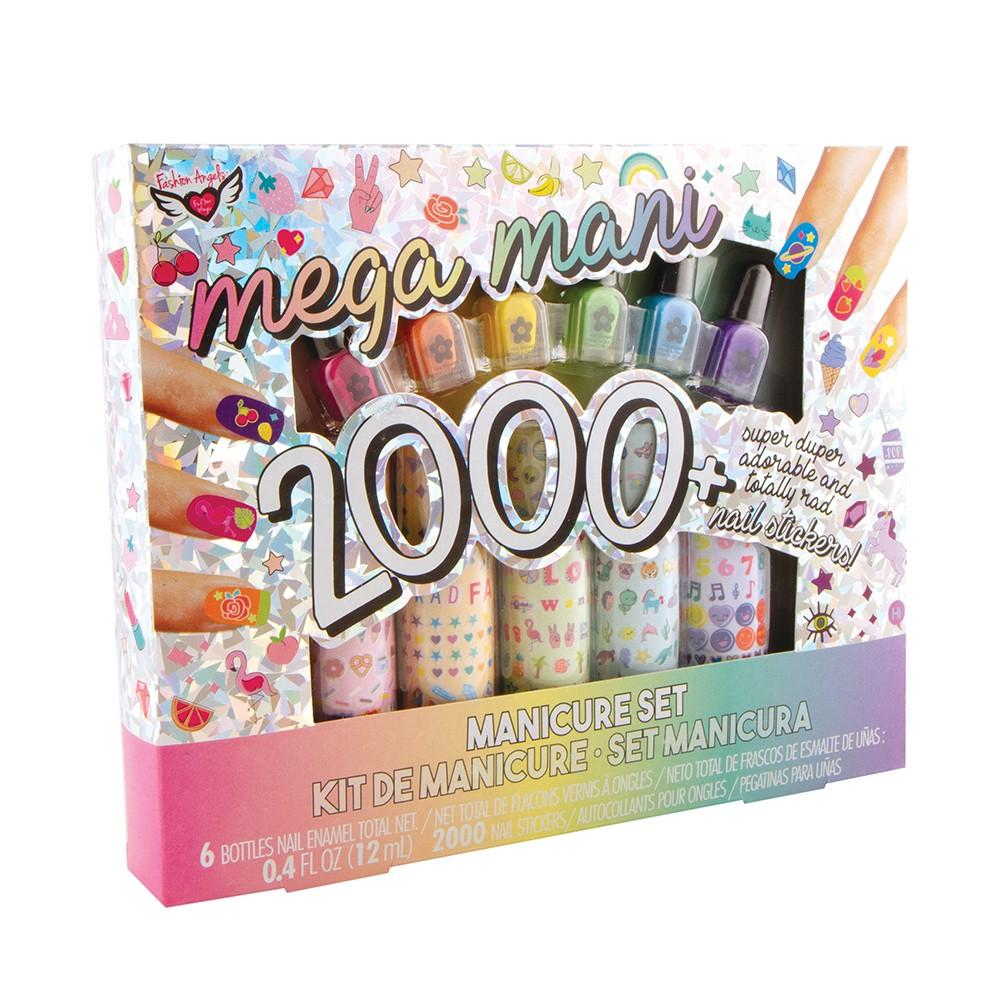 Fashion Angels Mega Mani 2000 Nail Gift Set