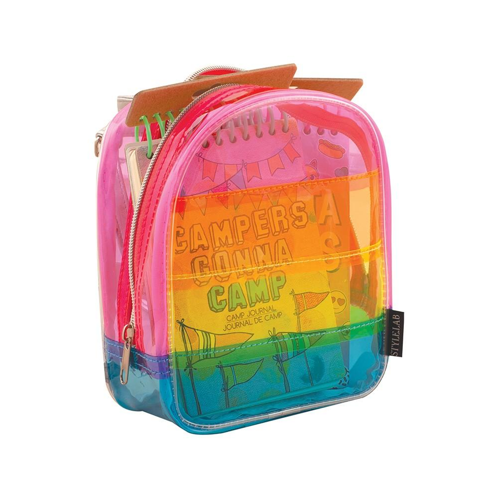 Fashion Angels Rainbow Micro Mini Backpack