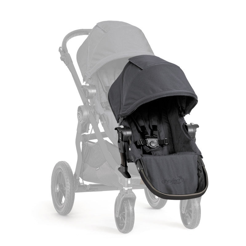 Baby Jogger City Select Second Seat - Black